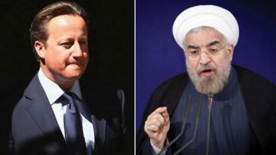 Do Reino Unido Cameron para atender Rouhani em Nova York