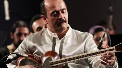 Irã Tar virtuoso Keyvan Saket realizar no Canadá