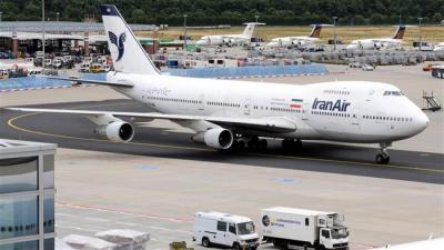 Irã-P5 + 1 conclusão nuclear remove UE, EUA proibição de aviões iranianos: Relatório