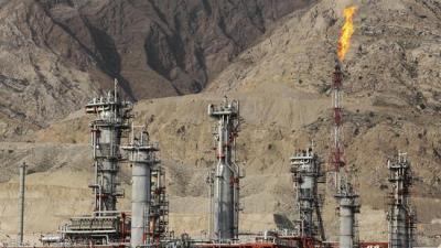 Irã bate novo recorde na produção de gás natural
