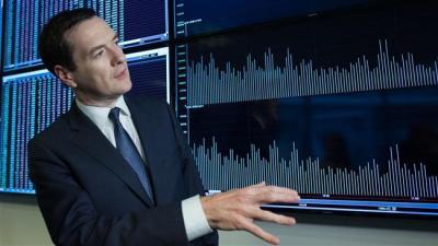 Osborne mulls maior comércio do Reino Unido visita ao Irã.