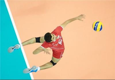 Voleibol do Irã pode surpreender nas Olimpíadas