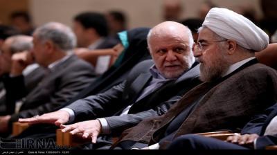 Presidente disse que Irã vai aumentar a produção de gás para 140 (MCM / d) até março do próximo ano