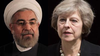 Iran, Britain welcome advance in relations
