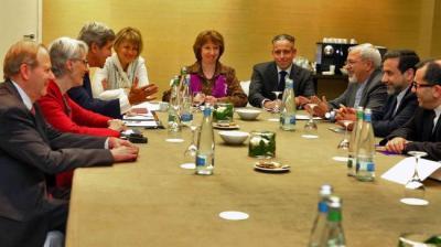 Irã acordo nuclear depende da boa vontade da Sextet: Top negociador