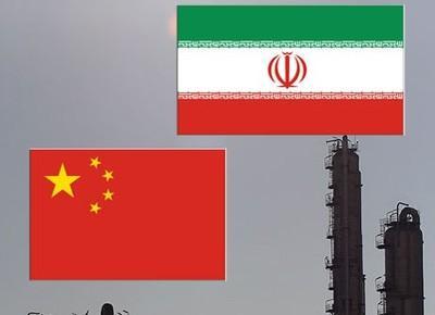 Teerã e Beijing assinaran memorando de entendimento de longo prazo do petróleo