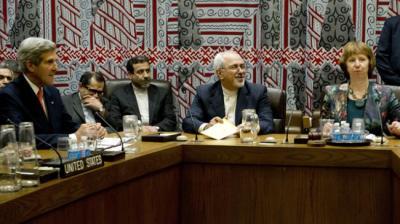 Zarif, Ashton, Kerry se reunir em Viena em 15 de outubro