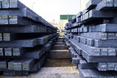 O Irã exportou mais de 3,7 milhões de toneladas de lingotes de aço em 8 meses