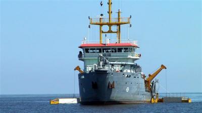 Irã lança linha de transporte Cáspio
