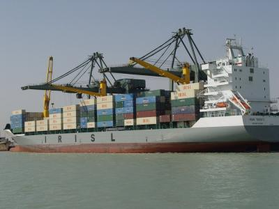Iran's 7-month non-oil exports up 4.3% yr/yr