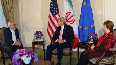 Irã, UE, EUA celebrar uma reunião trilateral em NY