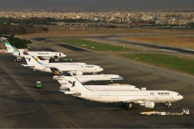 Irã negociando com 6 países para renovar frota aérea.