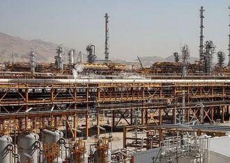 Exportações de condensado de gás do Irã exceder US $ 4,3 biliões em 6 meses