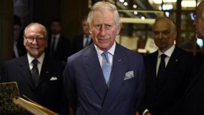 Príncipe Charles quer visitar o Irã