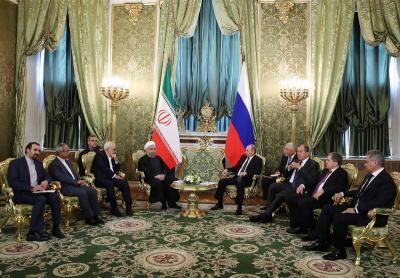 Irã e Rússia assinam 14 acordos para melhorar os laços bilaterais