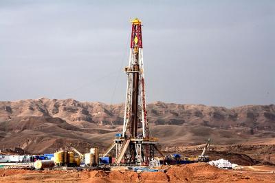 Campo petrolífero de Azar tem desenvolvimento acelerado