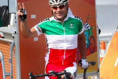 Iranian shot putter claims bronze at 2016 Paralympics