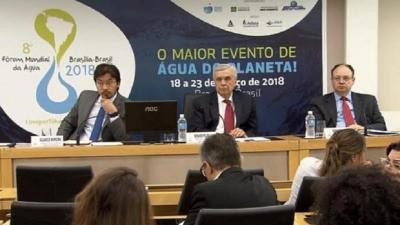 World Water Forum expects to receive nearly 7,000 representatives from 150 countries