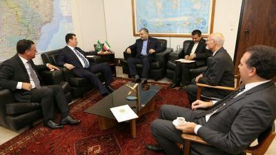Brasil está pronto para expandir a cooperação científica com Irã