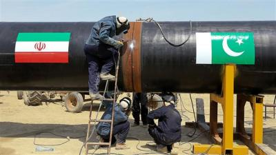 Paquistão: O gasoduto do Irã é melhor opção para nos