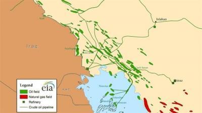 ایران در حال مذاکراه به منظور توسعه بزرگترین میدان نفتی