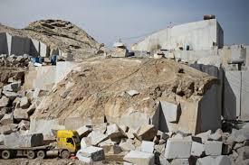 Mais de 230 empresas participarão na Feira Internacional de Pedras & Minas no Teerá