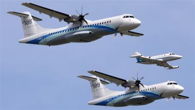 Irã faz pedido de 40 aviões da ATR