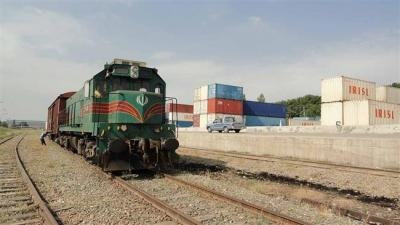 Iran says India wants to join Europe rail link