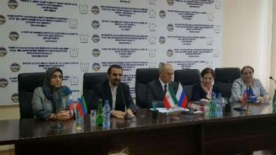 Iran, Russia committed to carry out project of North-South transport corridor